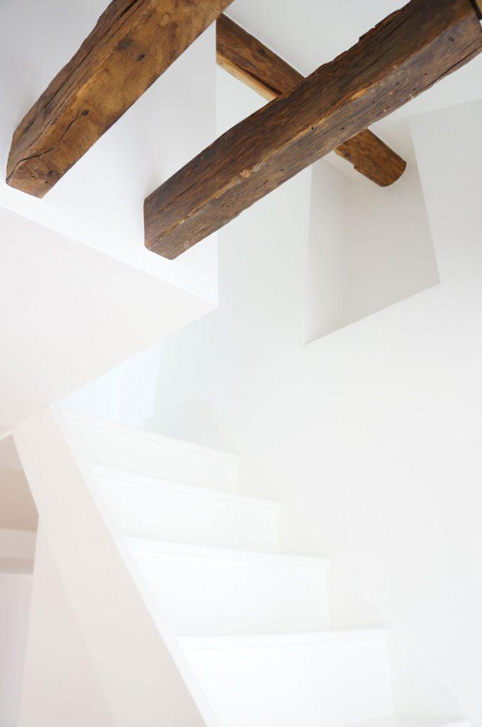 2 studios deviennent un duplex - Bernard Viret architecte